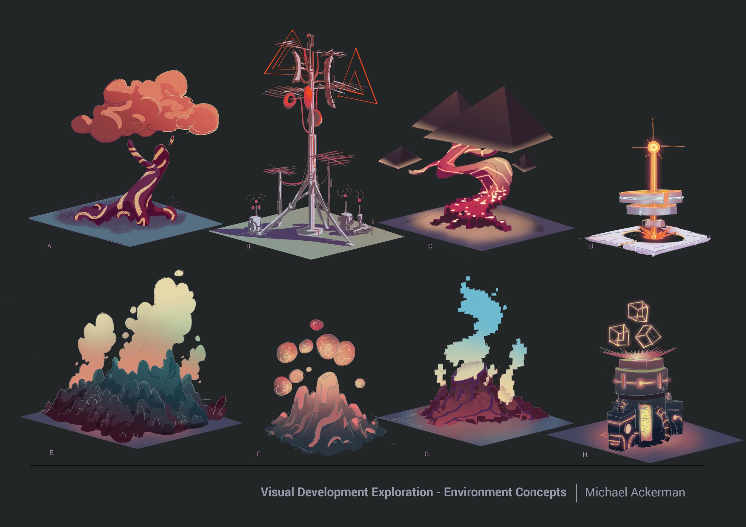 Environment Visual Development
