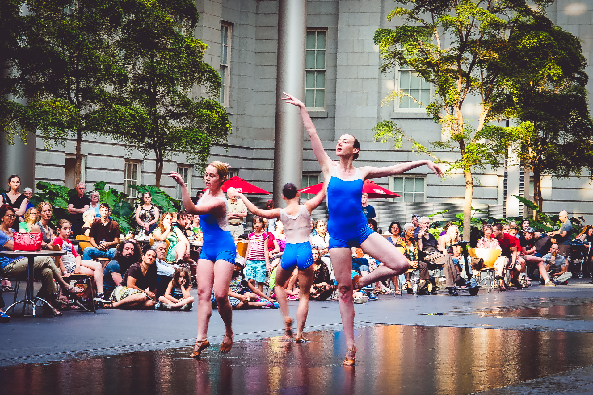 MOVEIUS Contemporary Ballet at National Portrait Gallery