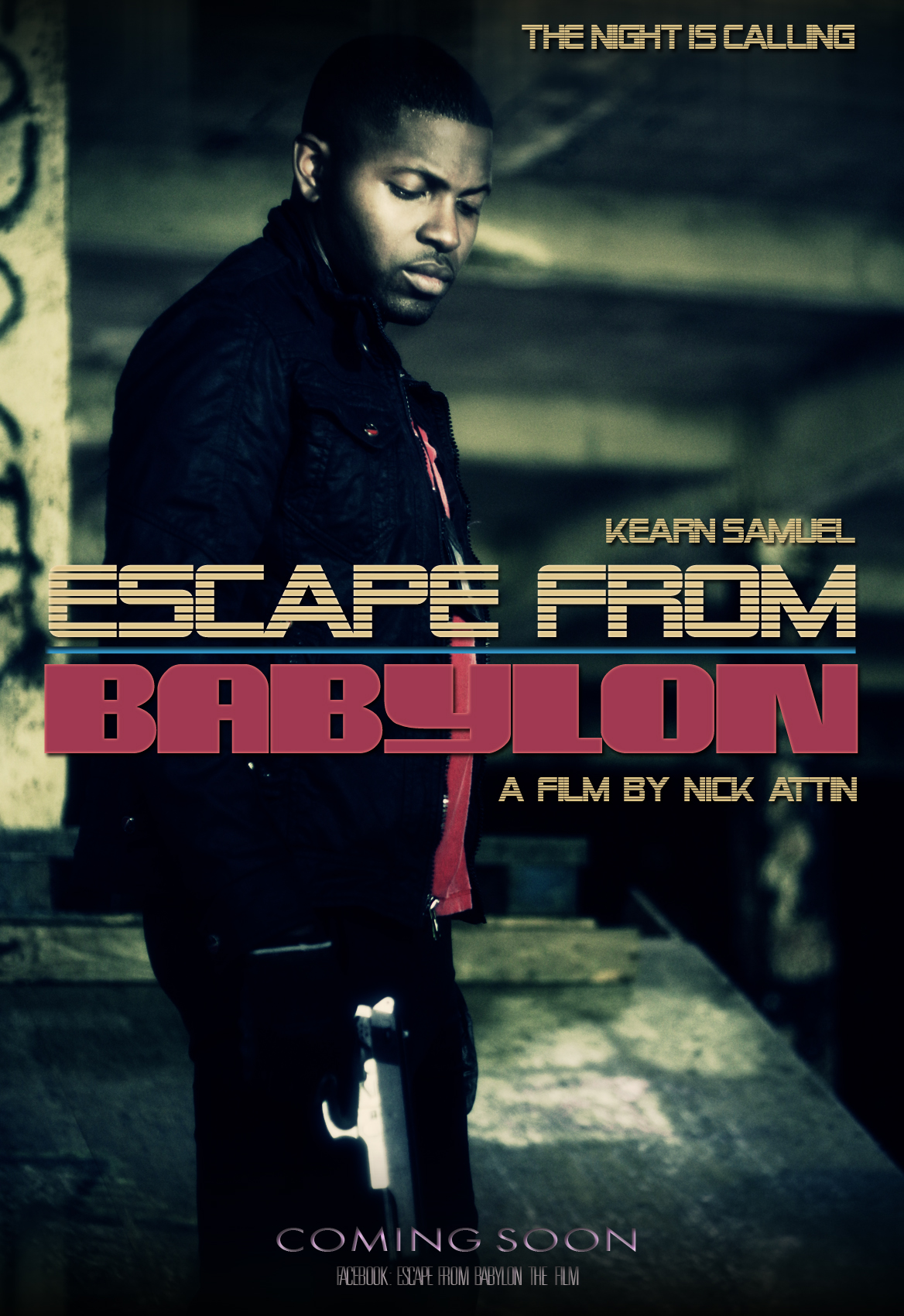 Escape From Babylon - Nick Attin, 2012.jpg