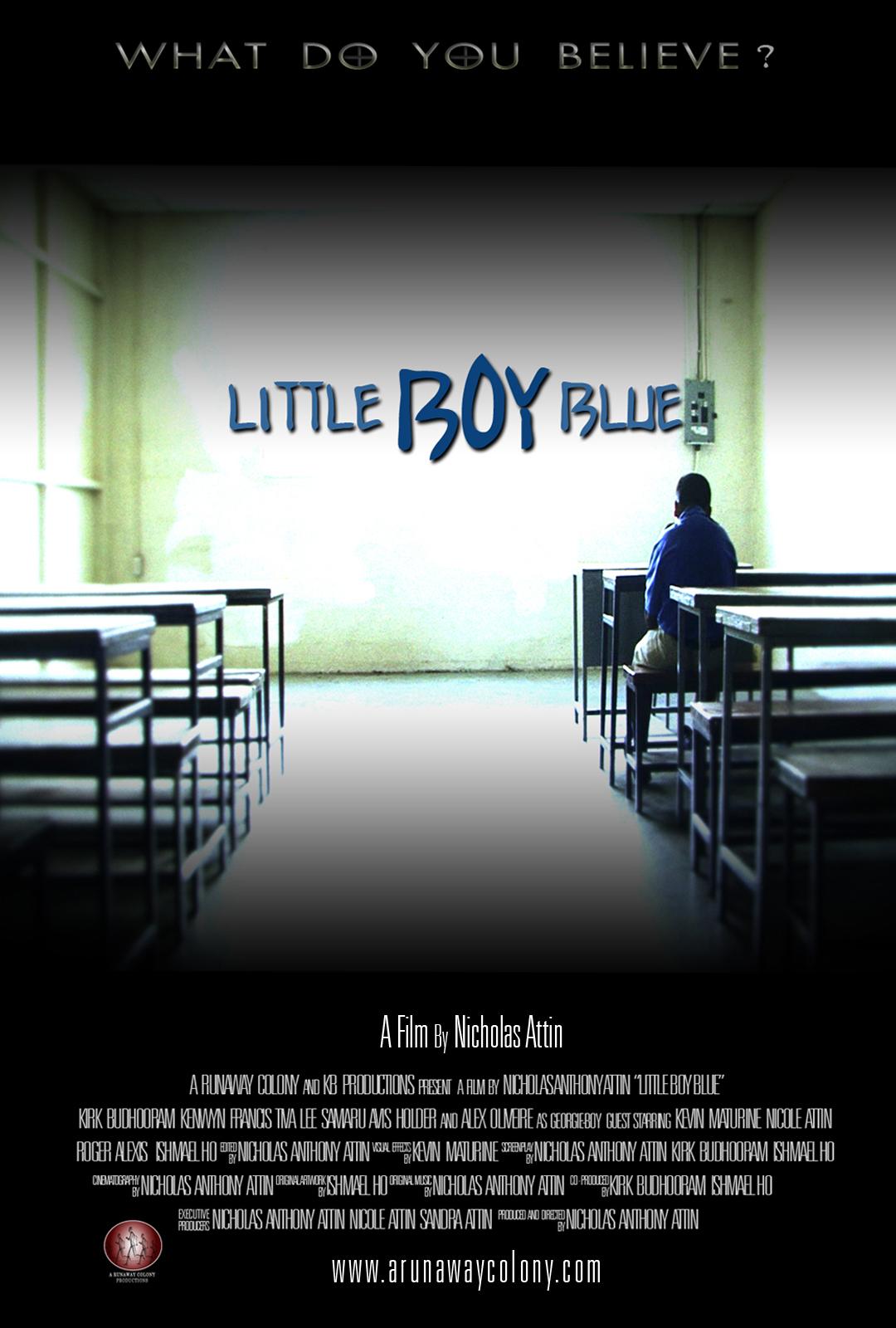 Little Boy Blue - Poster.jpg