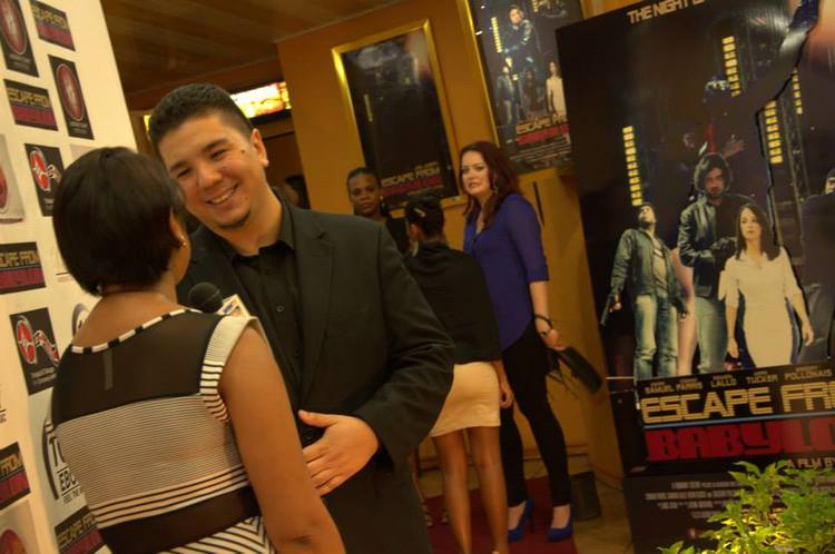 Interview with Writer/Producer/Director, Nick Attin - Escape From Babylon, Empire Cinemas Red Carpet Premiere!