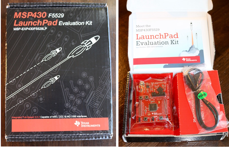 ESE101: Getting Started with the MSP430 LaunchPad