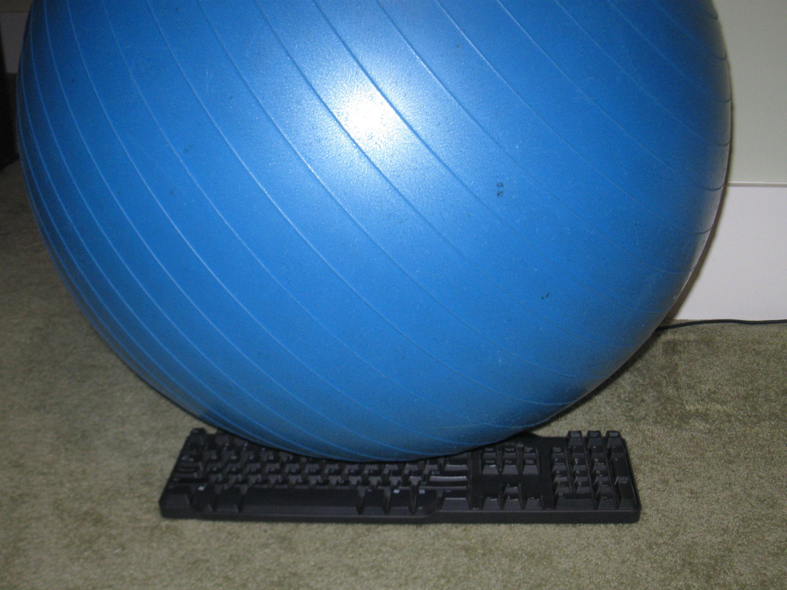 Keyboard bounce