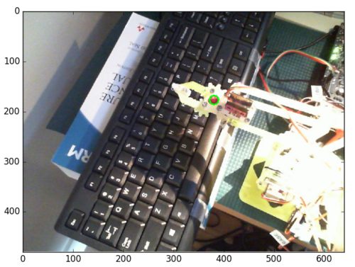 Hand Waving and OpenCV — Embedded