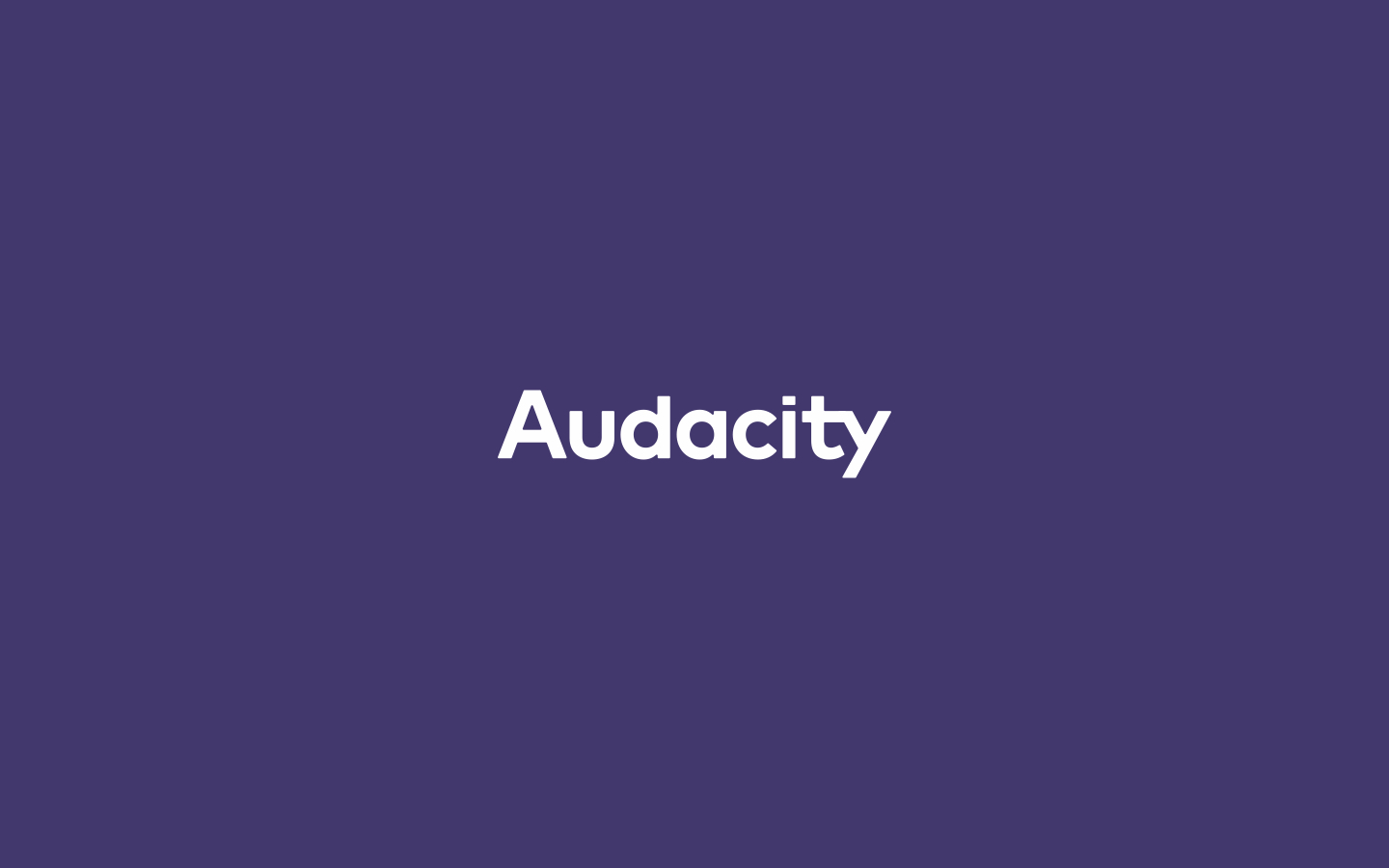 Logotype for Audacity Digital Agency. 2019 | More  here .