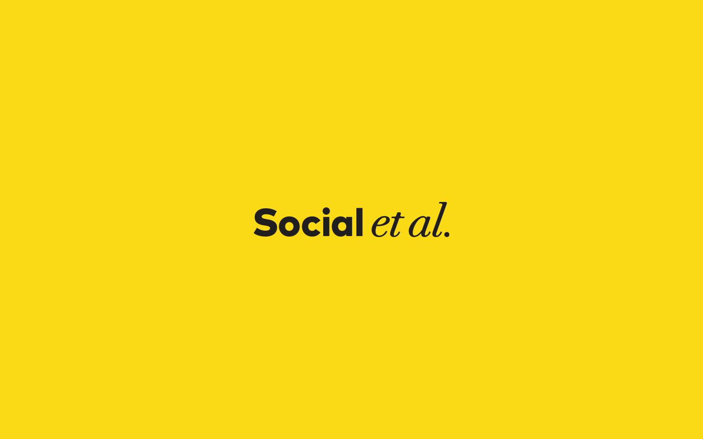 Logotype for Social  et al.   2018 | More  here .