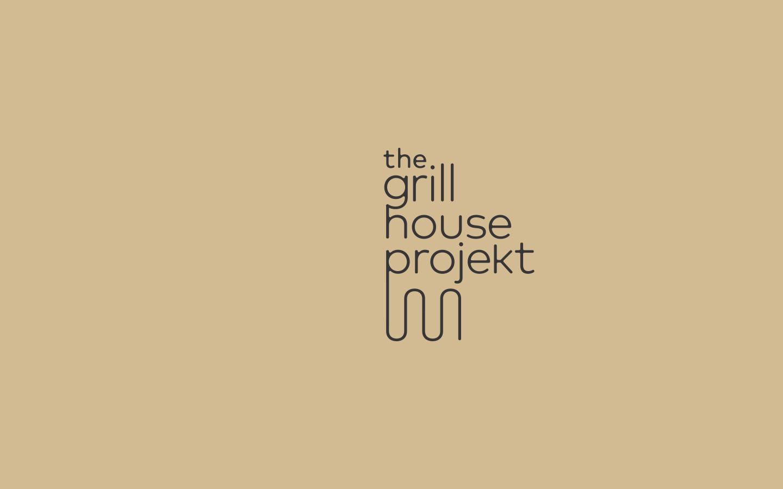 Branding for The Grillhouse Projekt. 2018