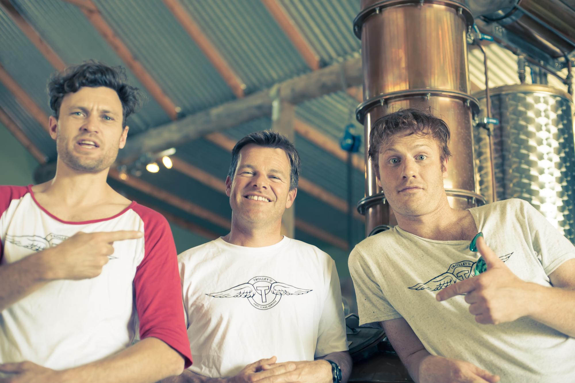 Ian Glen, Stone Pine Master Distiller