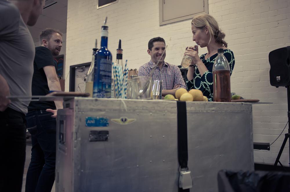 cocktail course sydney