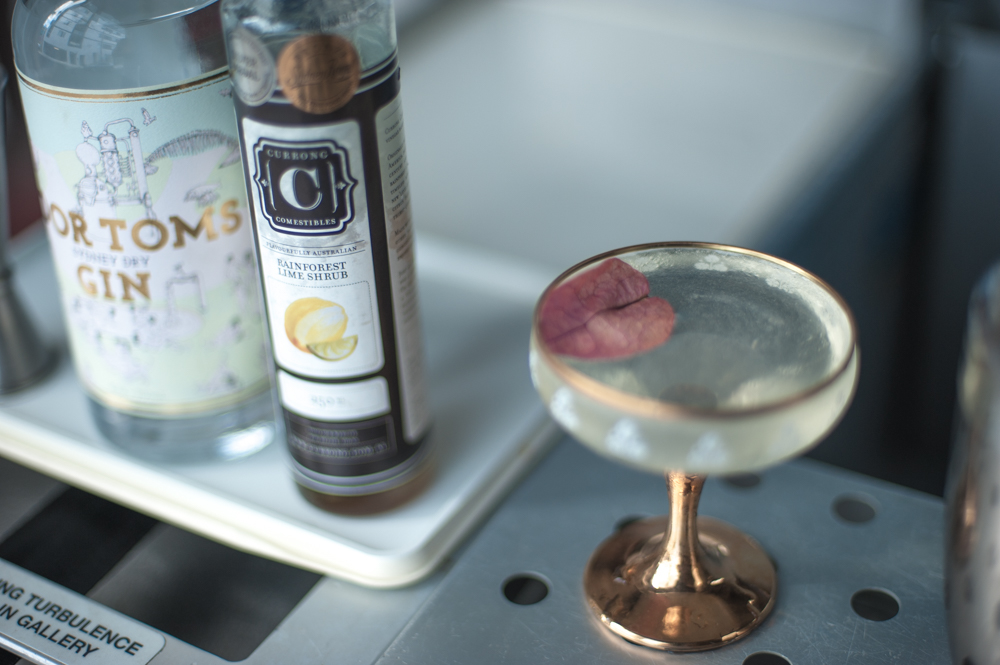 Poor Toms Currong gin gimlet Trolleyd
