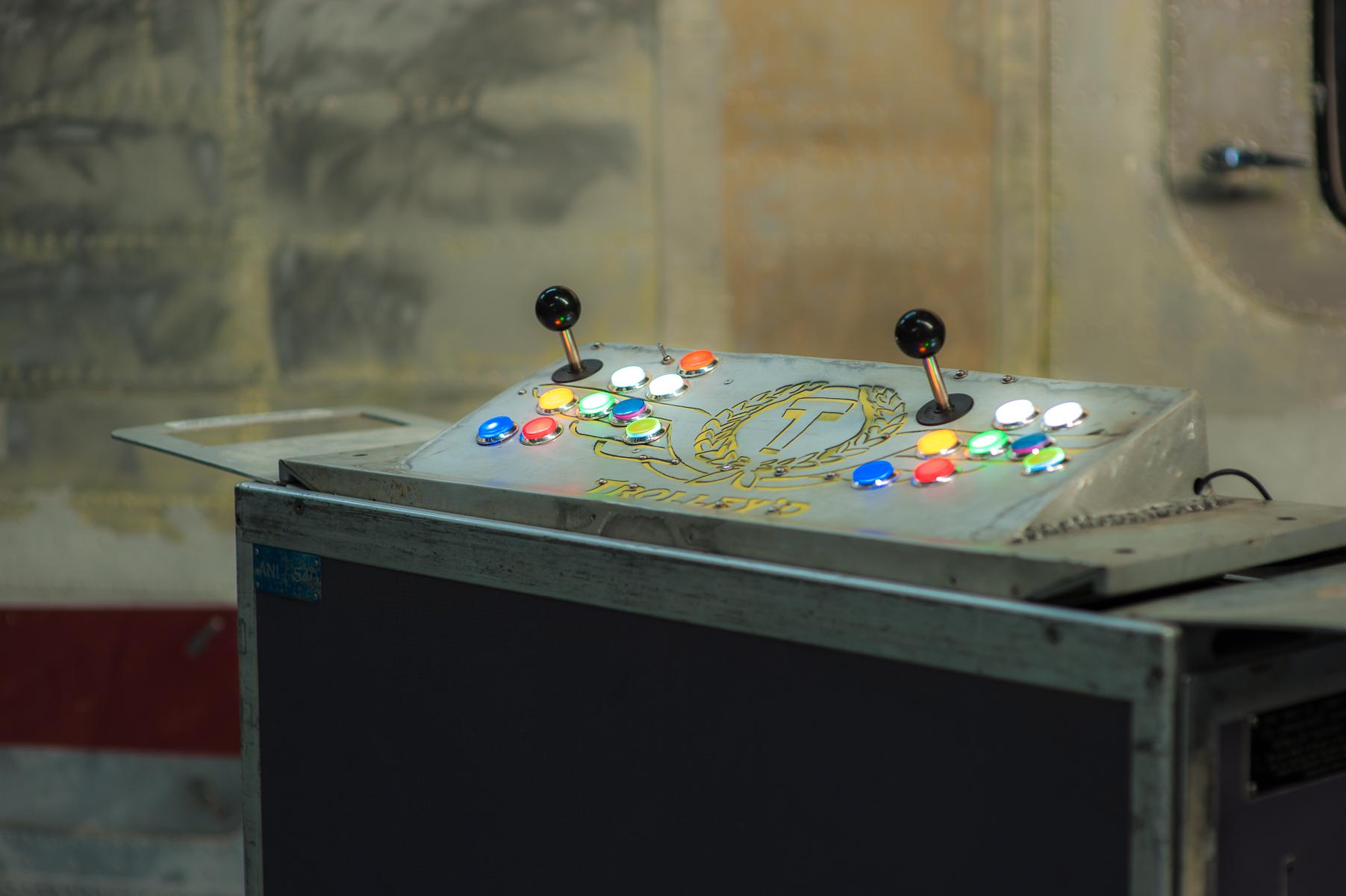 Arcade Trolley -