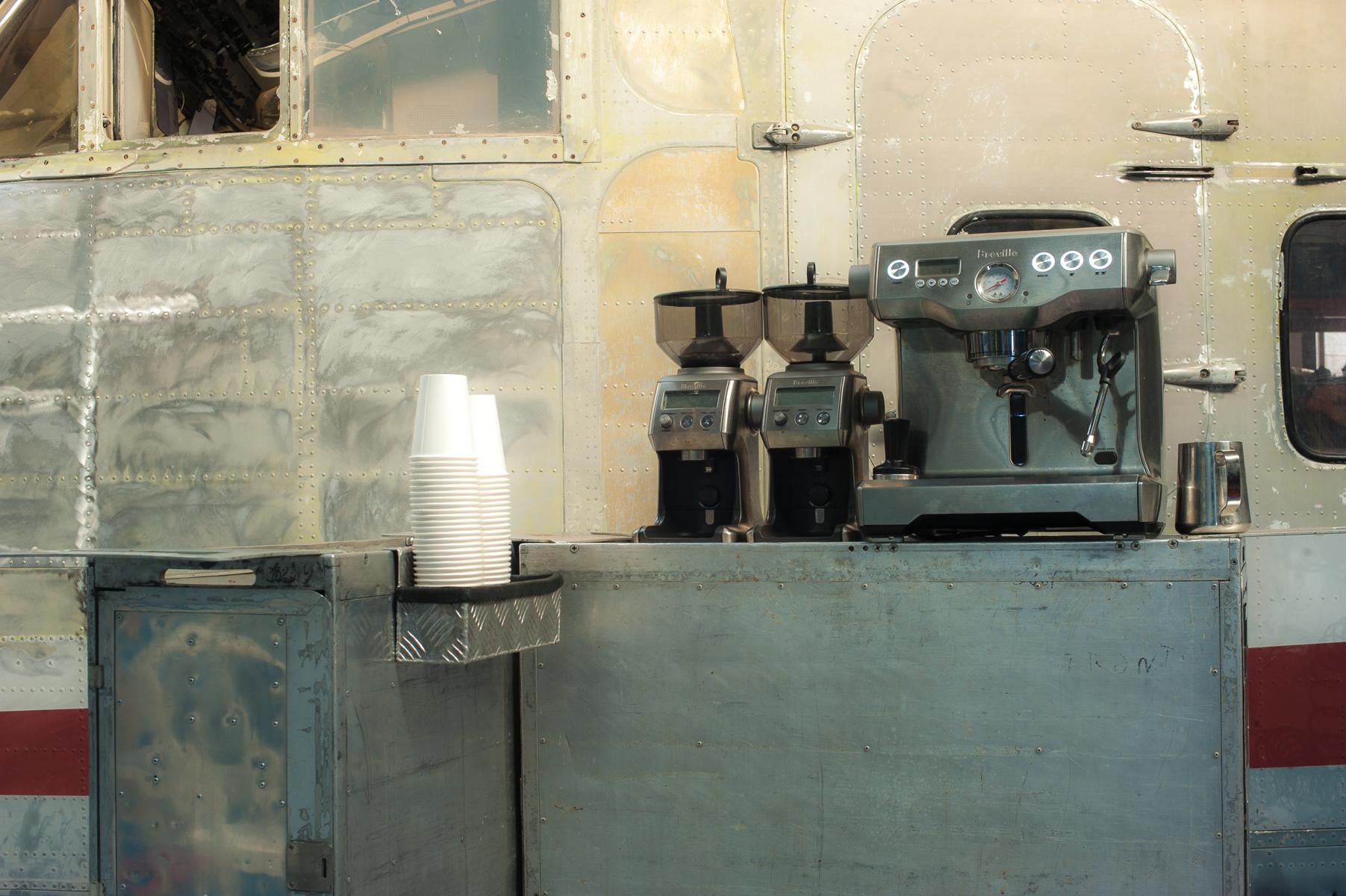 Espresso Trolley -