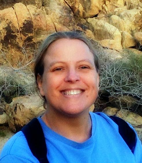 Lynn Hortel author of Throwback