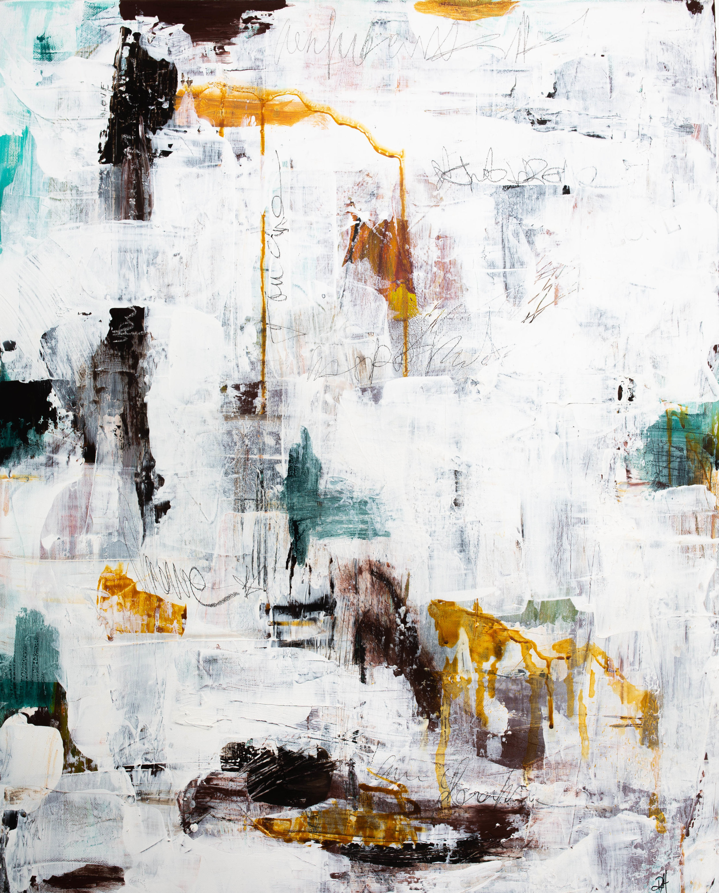 UNTOLD STORIES  60 X 76 X 3CM MIXED MEDIA ON CANVAS  $400   CLICK HERE FOR ENQUIRY