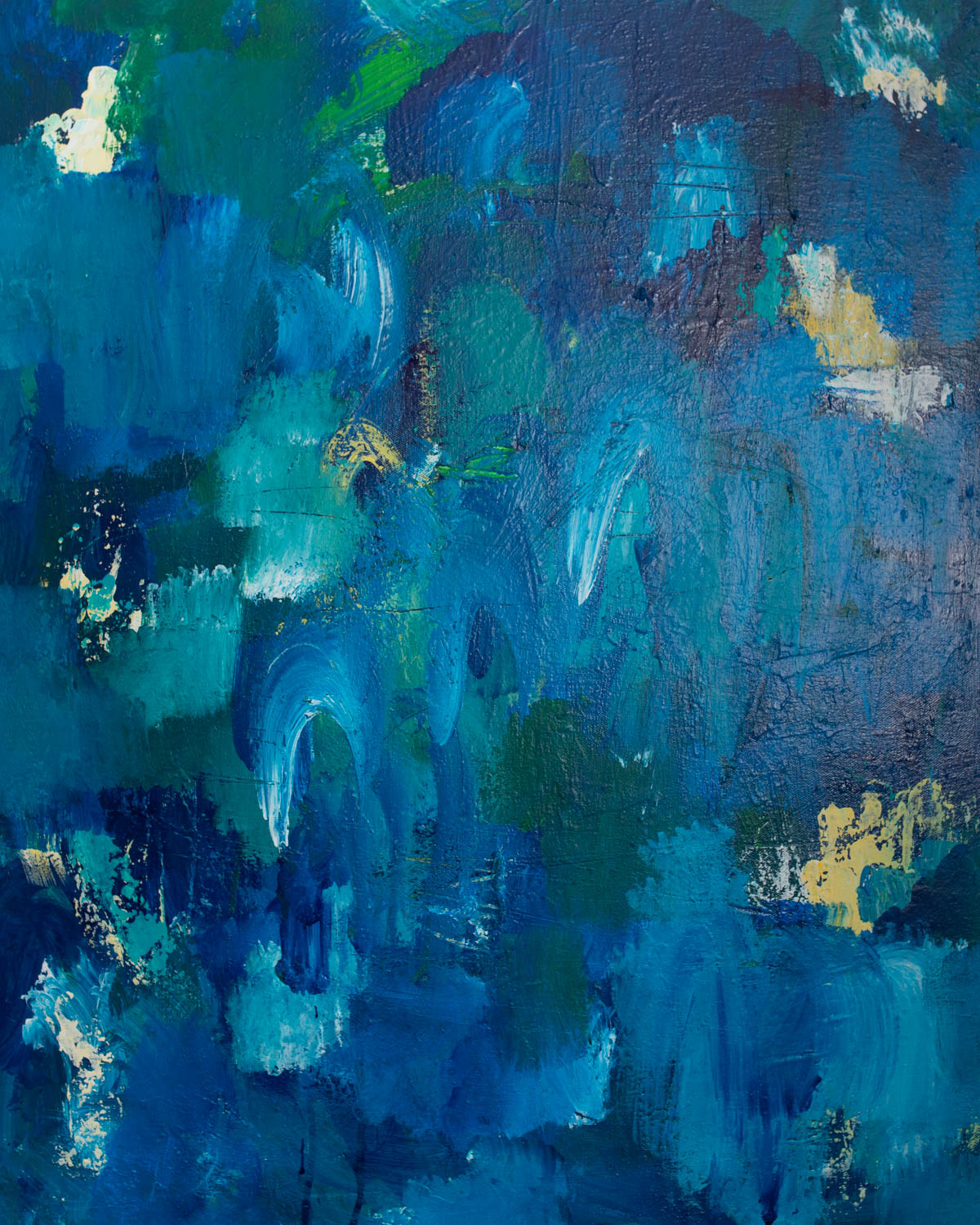 DIVING DEEP 2  60 X 76 X 3CM ACRYLIC ON CANVAS  $400   CLICK HERE FOR ENQUIRY
