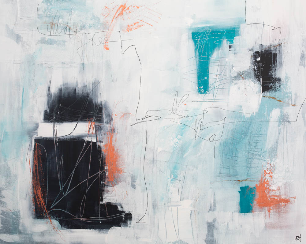 WILD AND FREE  76 X 60 X 3CM  $400   CLICK HERE FOR ENQUIRY