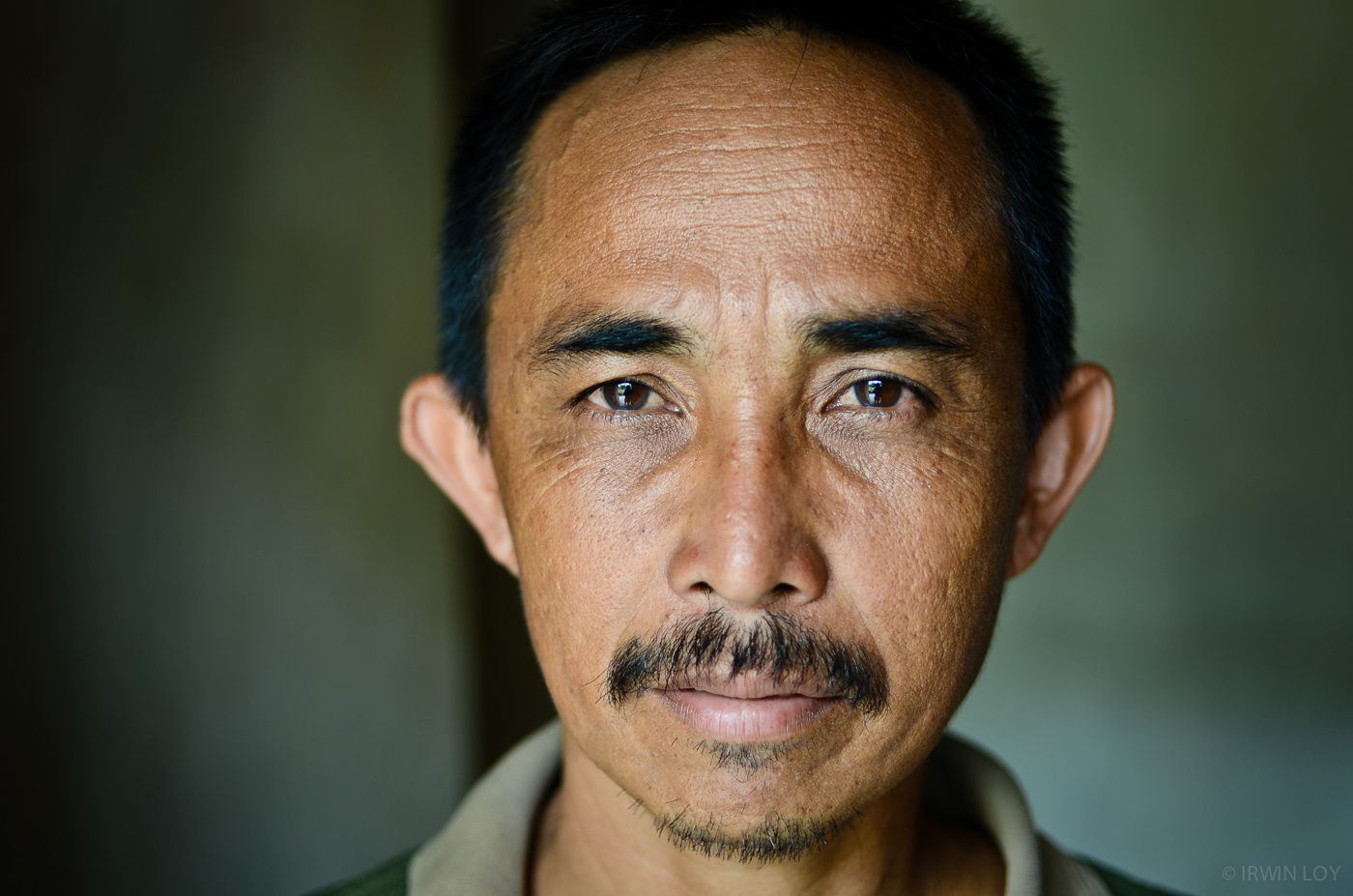 Adrianus says local media have traditionally ignored the issues his community grapples with, from impassable roads to disputes with a major palm oil company.