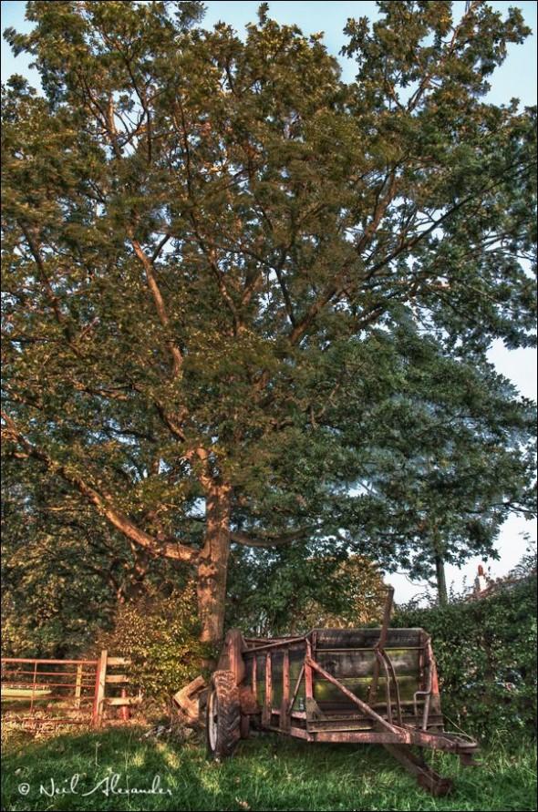 L ydiate Lane Farm, Cuerdon, Lancashire (Click to view larger)