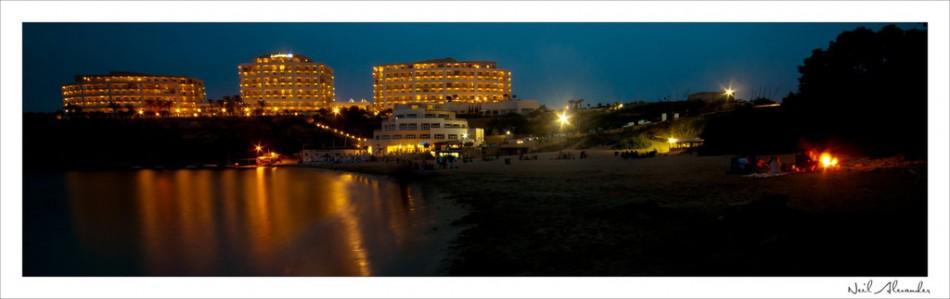 R adisson Blue, Golden Bay, Malta (Click for larger)
