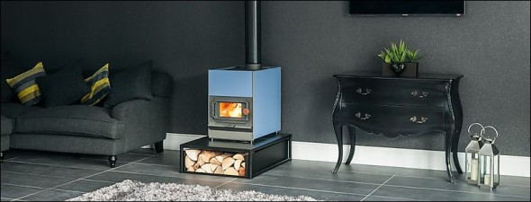 The Pyroclassic IV - a clean green highly efficient heating machine.