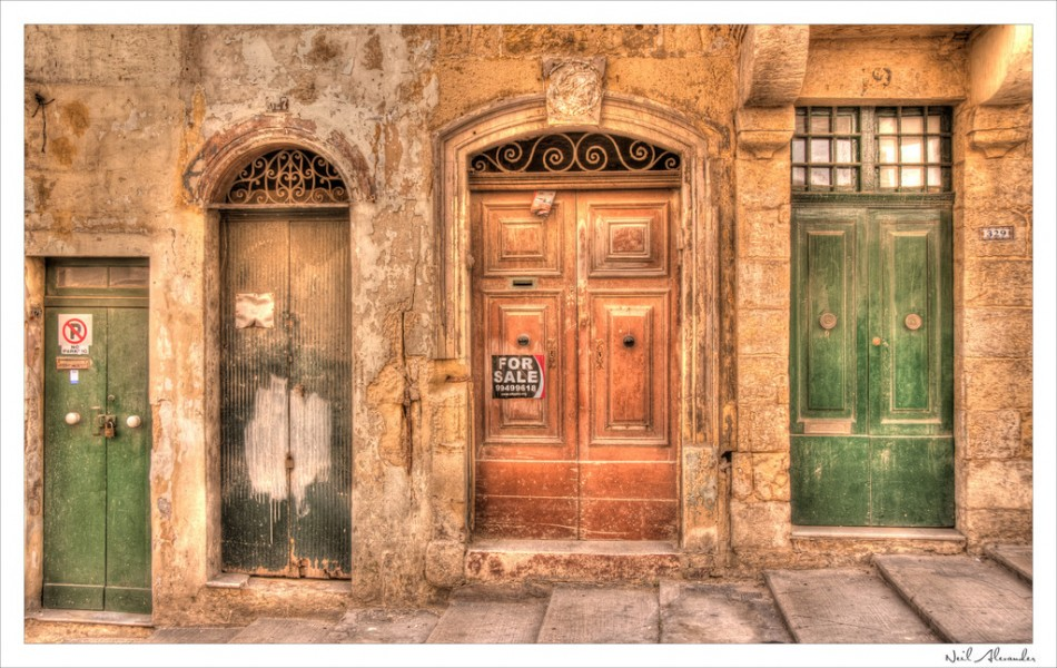 M altese doors (click for larger)