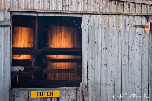 Dutch - Lydiate Lane Farm, Cuerdon, Lancashire
