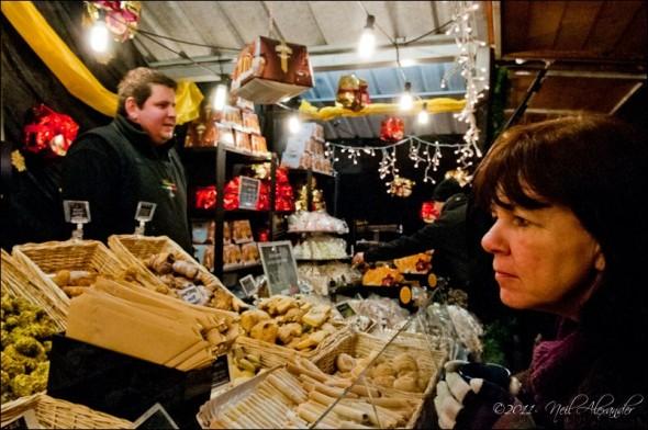 European Christmas Markets, Albert Square, Manchester