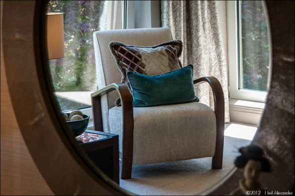 The Harriet Suite, Lake House, Gilpin Lodge Hotel, Lake District