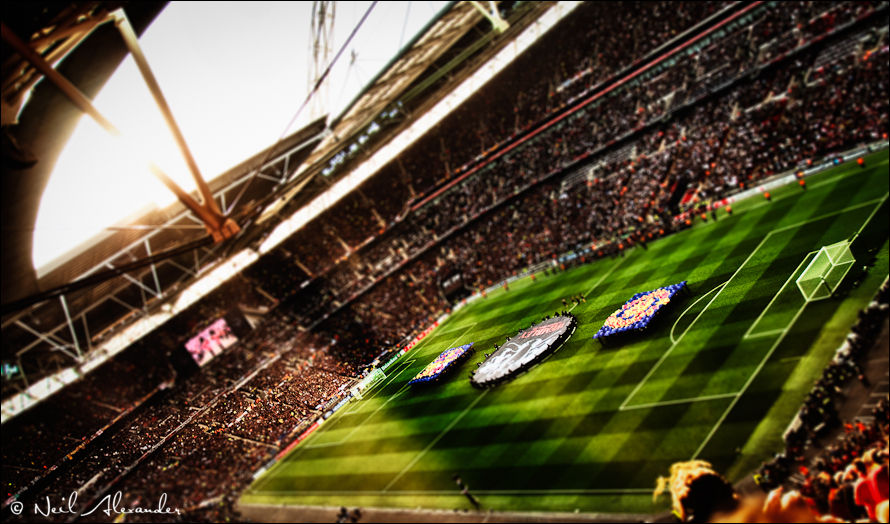Wembley by Neil Alexander, May 2011 (Click for larger)