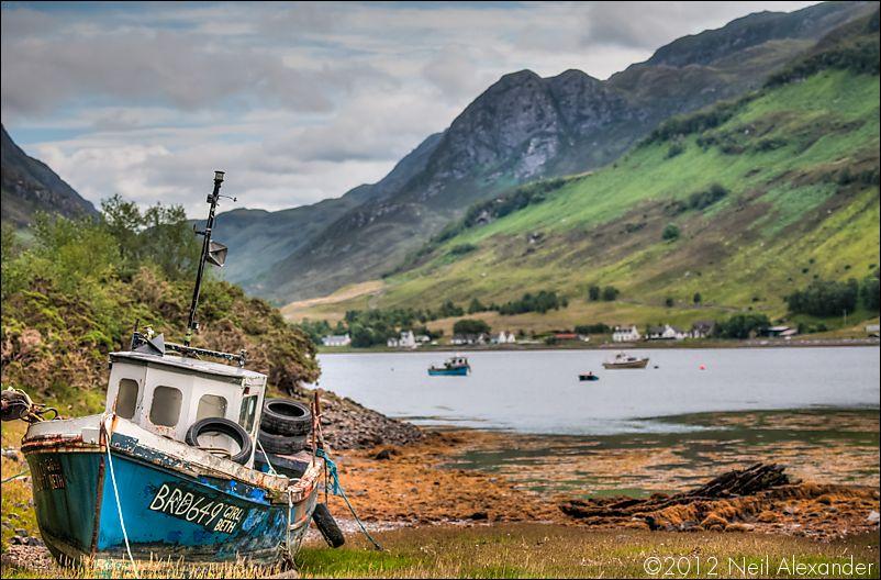Highlands of Scotland - July