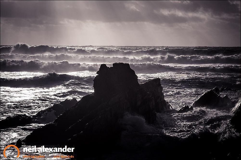 County Kerry Coastline, Ireland