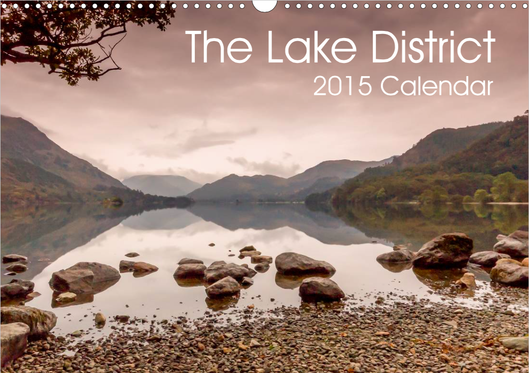 The Lake District 2015 Calendar - available to buy now