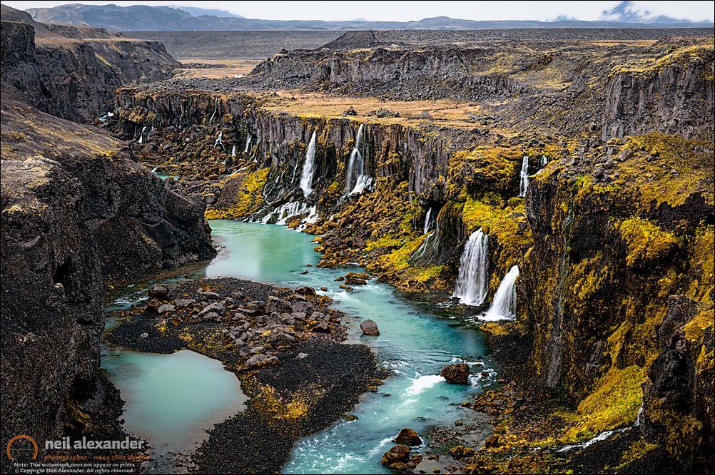 Hrauneyjafoss, Iceland