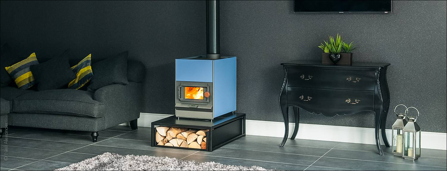 PyroClassic wood burning stove