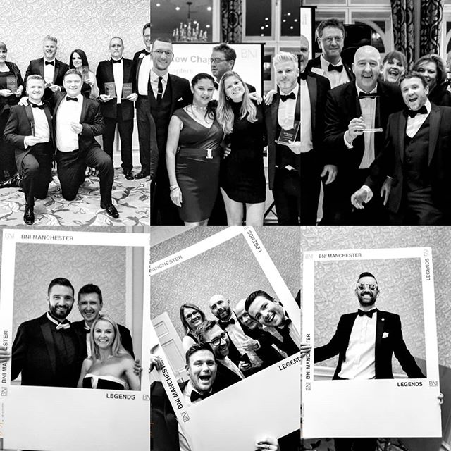 I love my job, especially when it's something as fun as an awards dinner with an amazing group of people. And all done on the incredible #huaweip30pro @bniairportcity @bnimanchesterwest #bni #giversgain