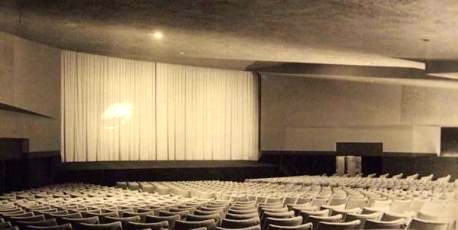 The old Gaumont 2, before its demise in 1989.