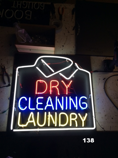 DRY CLEANING LAUNDRY W/SHIRT