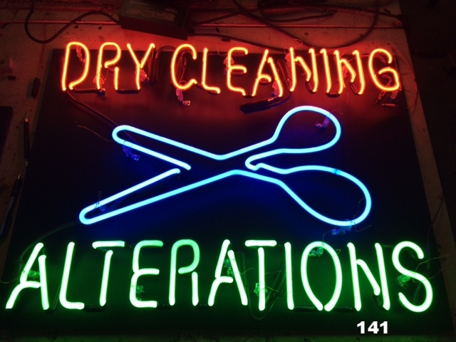 DRY CLEANING ALTERATIONS