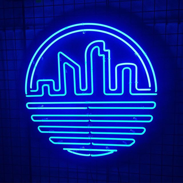 Bright Lights. Big City. . . #theneoncompany#neon