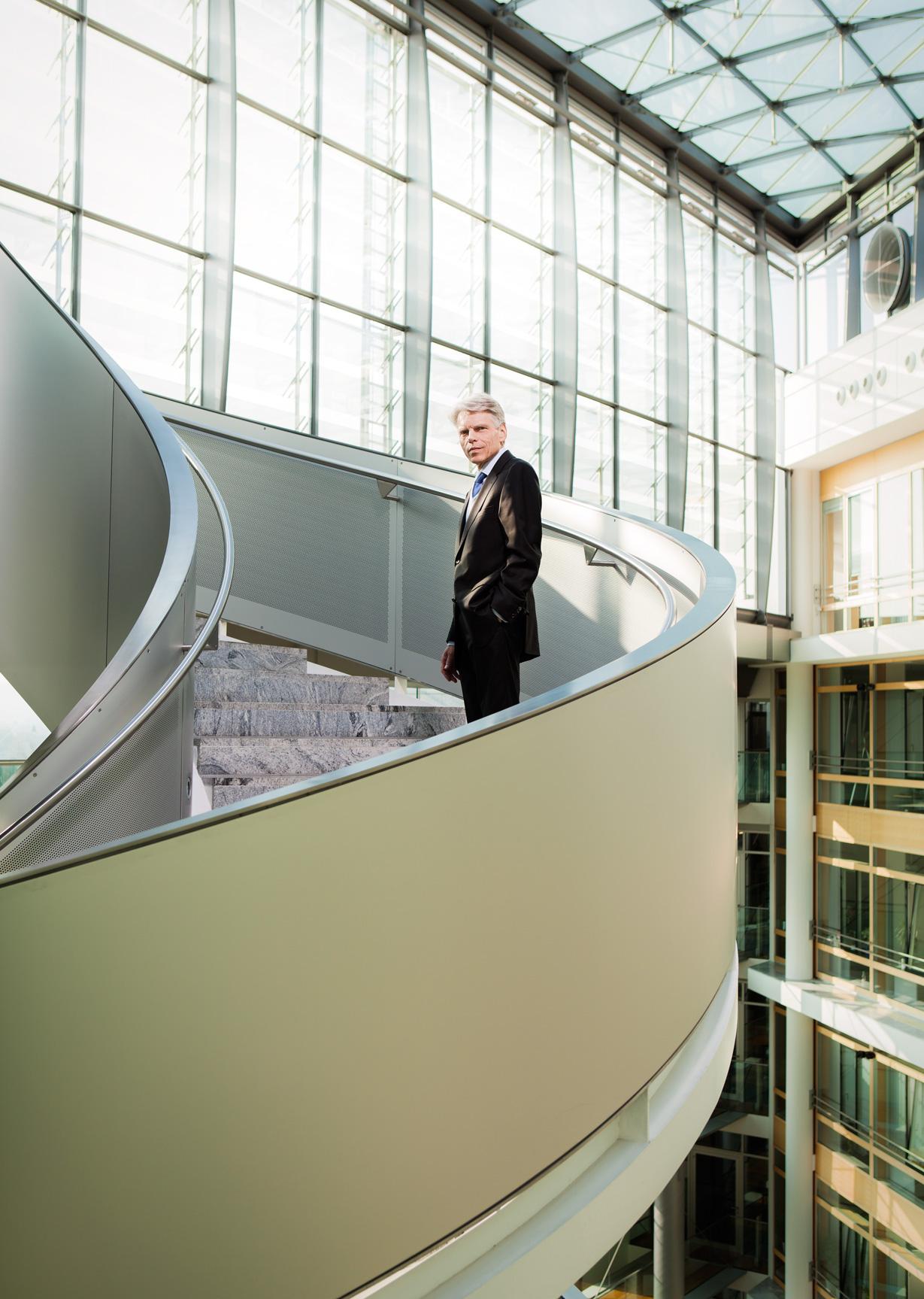 Prof. Dr. Dr. Andreas Barner - Boehringer Ingelheim