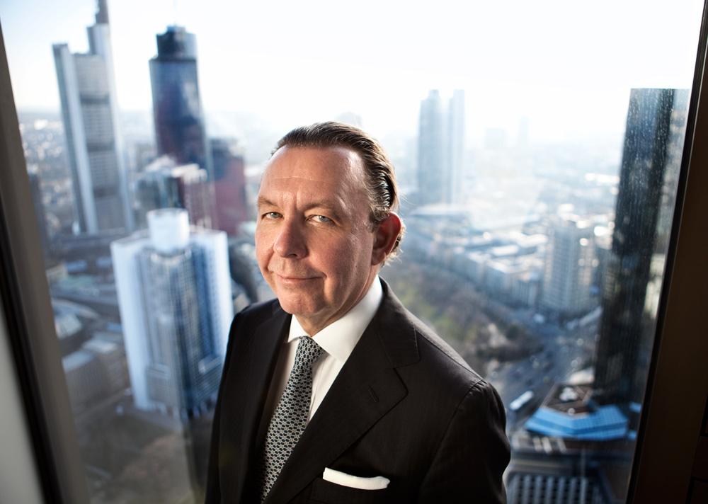 Stefan Winter - Vorstand UBS