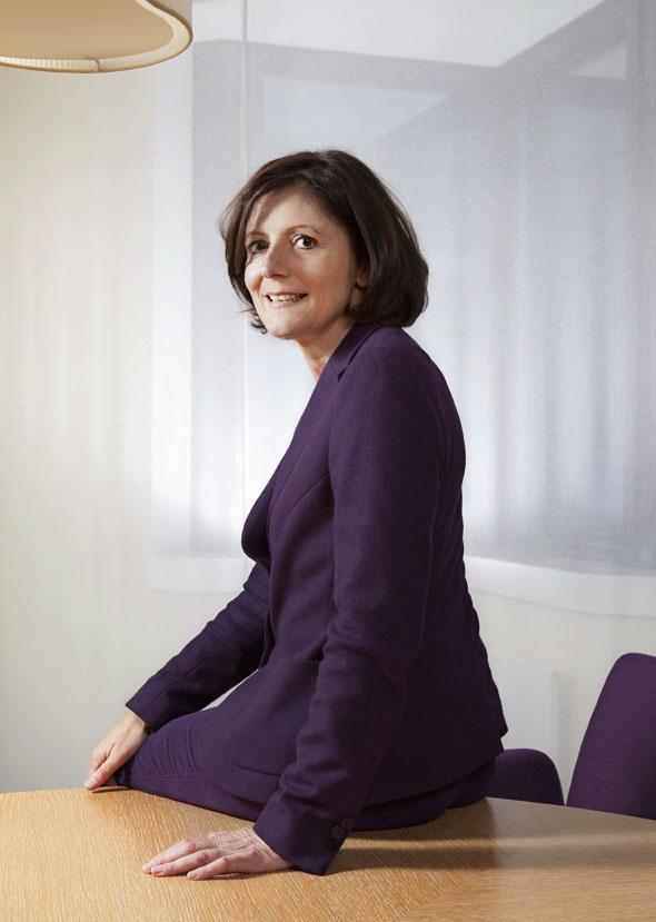 Malu Dreyer - Ministerpräsidentin von Rheinland-Pfalz