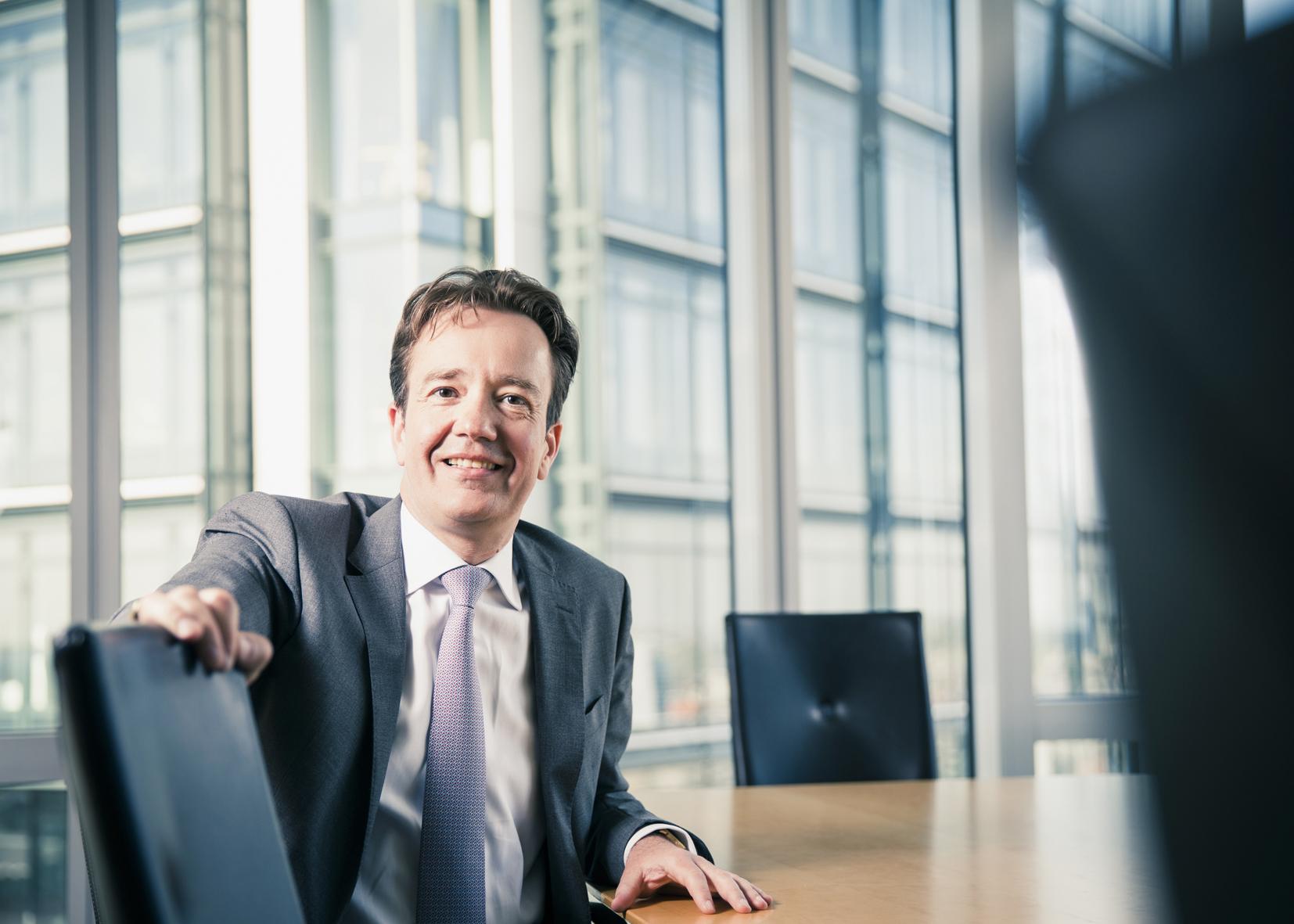 Armin von Falkenhayn, Deutschlandchef von Bank of America Merrill Lynch