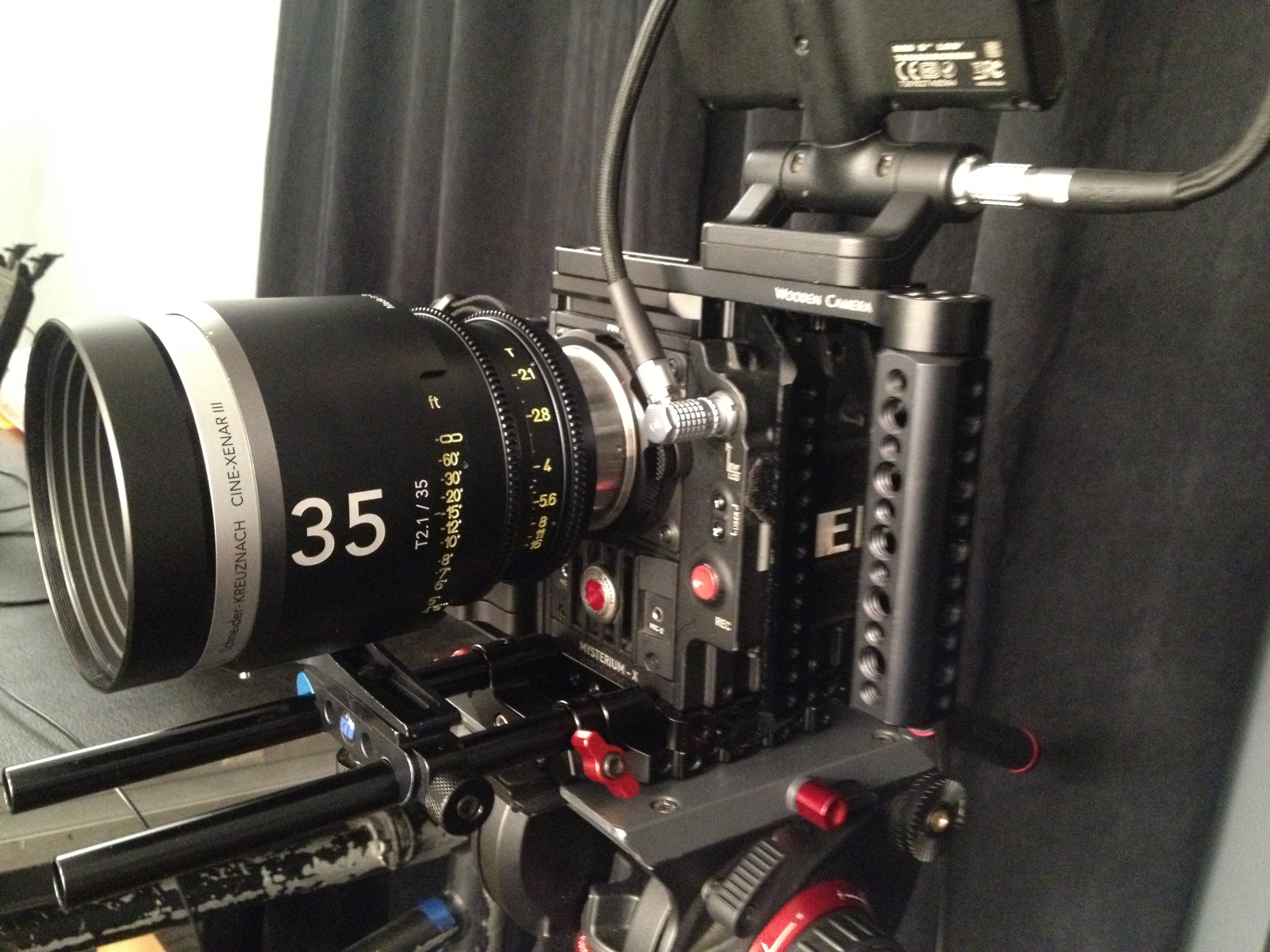 Got to use some sweet cinema primes.