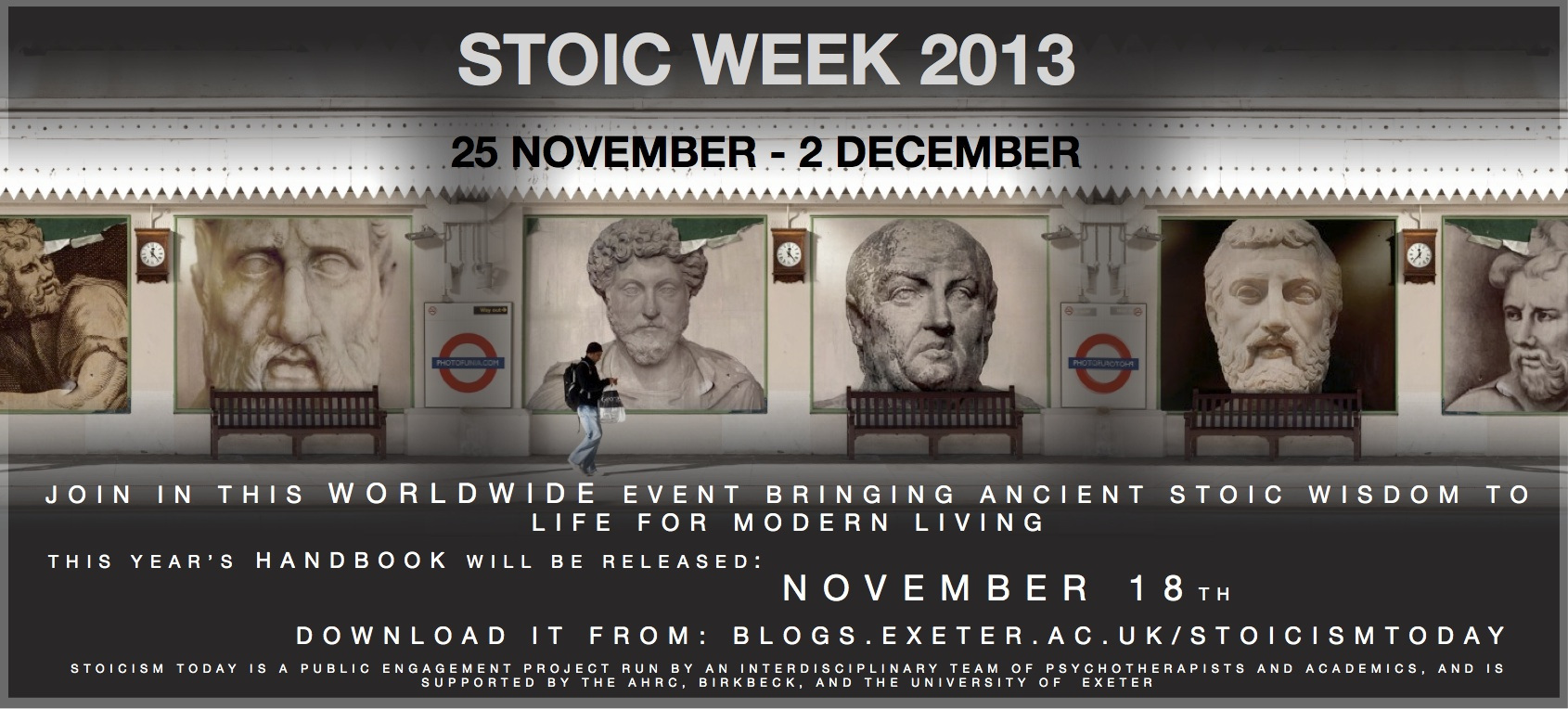 Live like a Stoic for one week and build resilience for life.