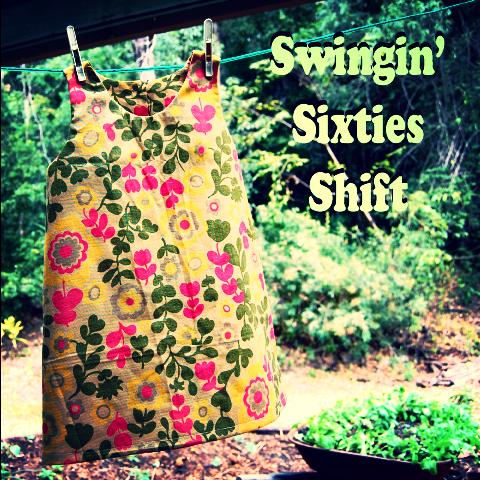 Sew a Swingin' Sixties Shift