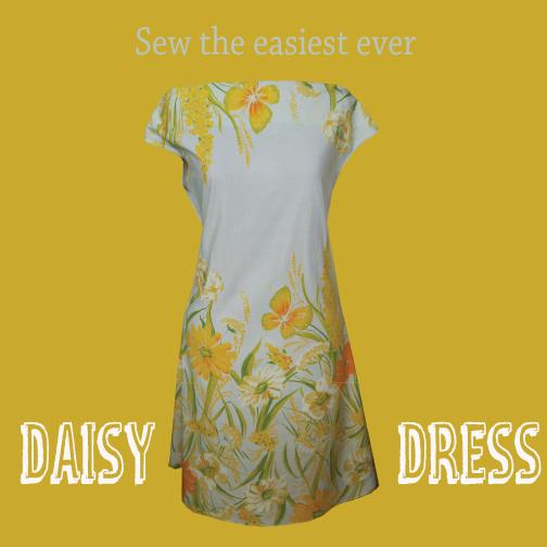 Daisy Dress Photo Tutorial