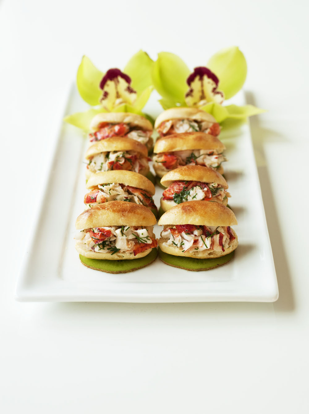 Lobster Roll.Our Brioche
