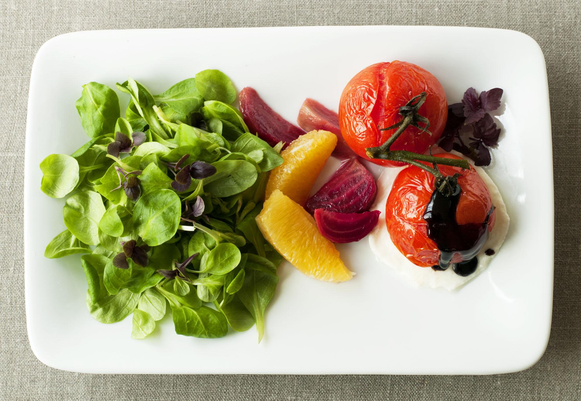 Composition Salad