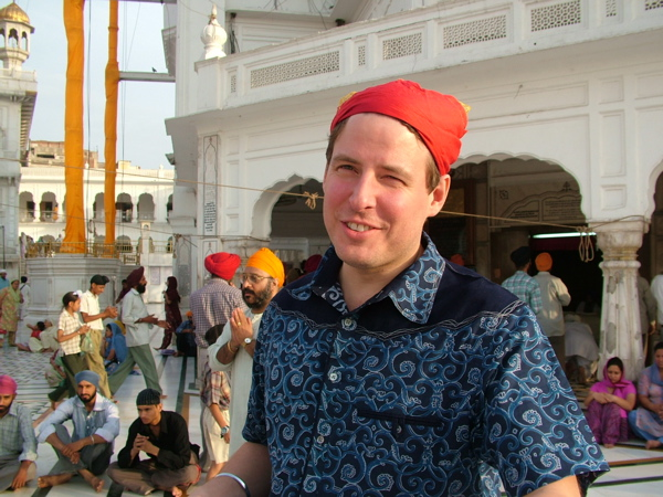 Golden Temple in Amritsar, India - 2005